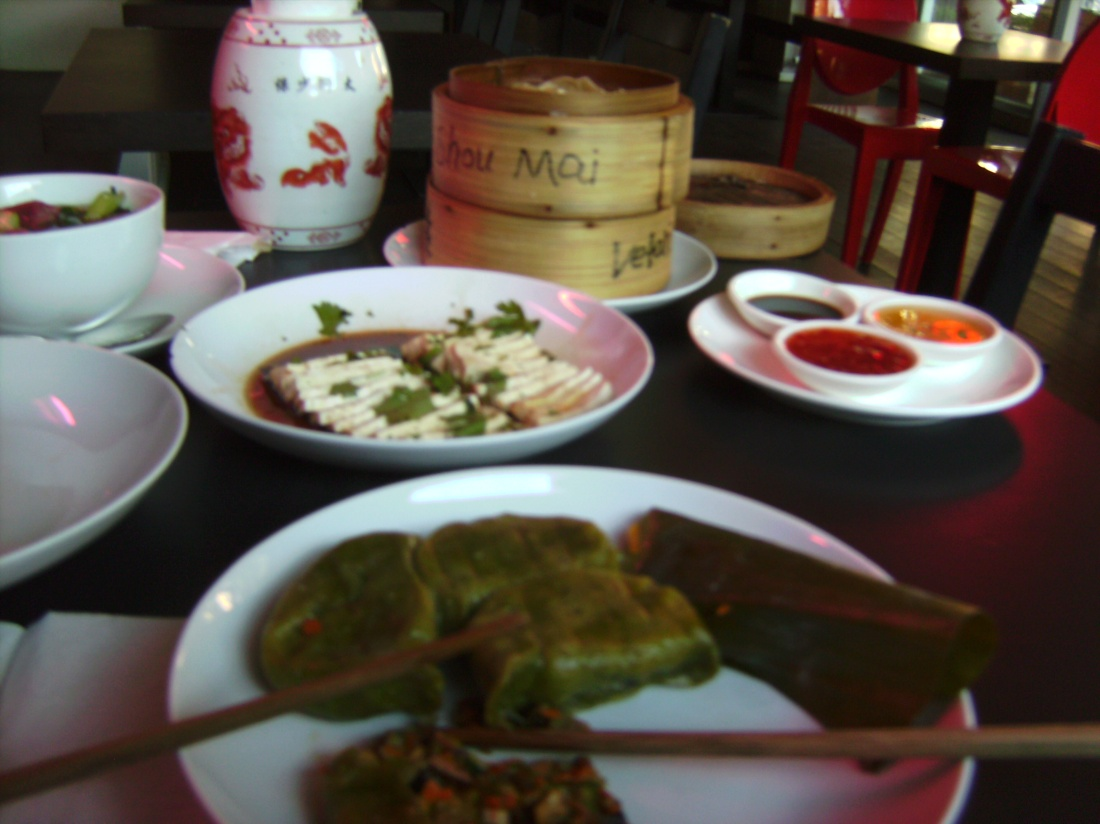 This Dumpling Lunch was very enjoyable
