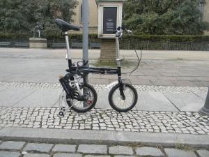 Isn't this a cute little bike?
