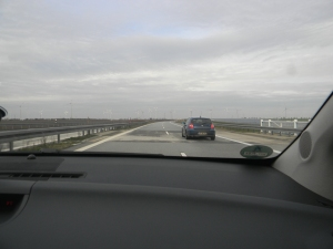 On the Way to Stralsund