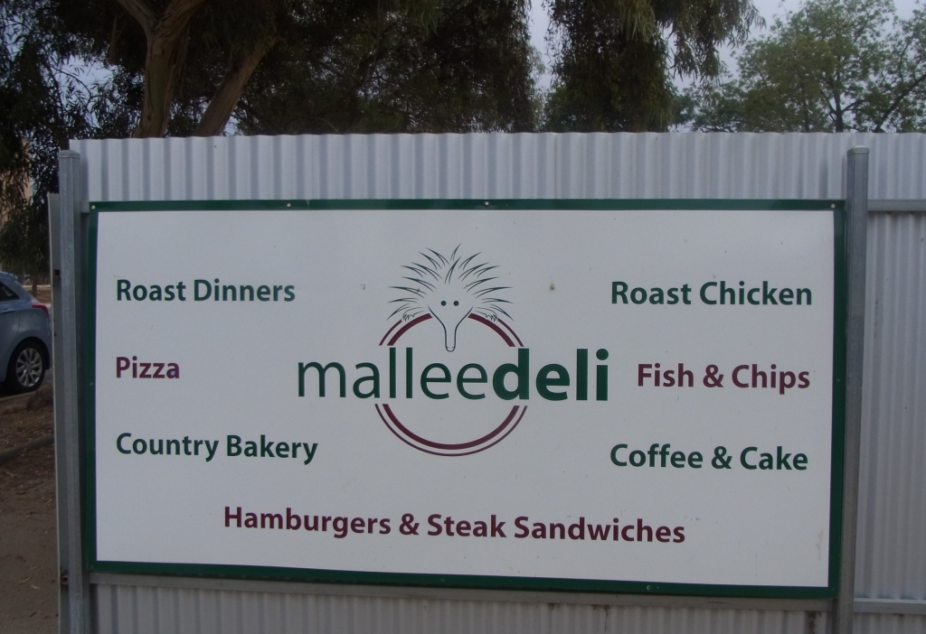 You can really get a good feed at malleedeli.