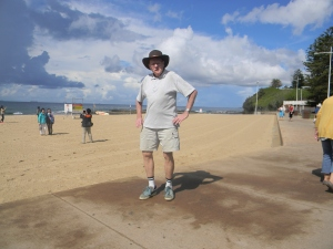 This is Peter at Austinmer Beach