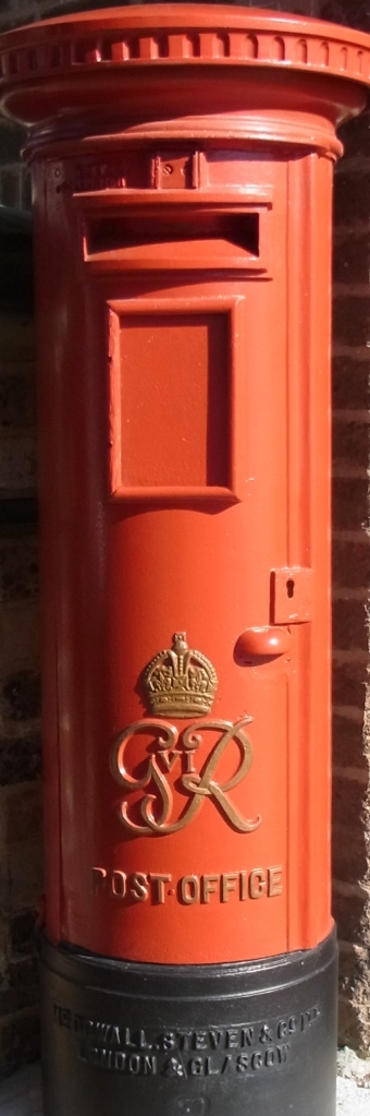 And an old Letter Box