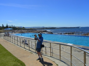 The Outdoor Shellharbour Swimming Pool