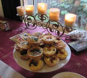 Some Christmas Food