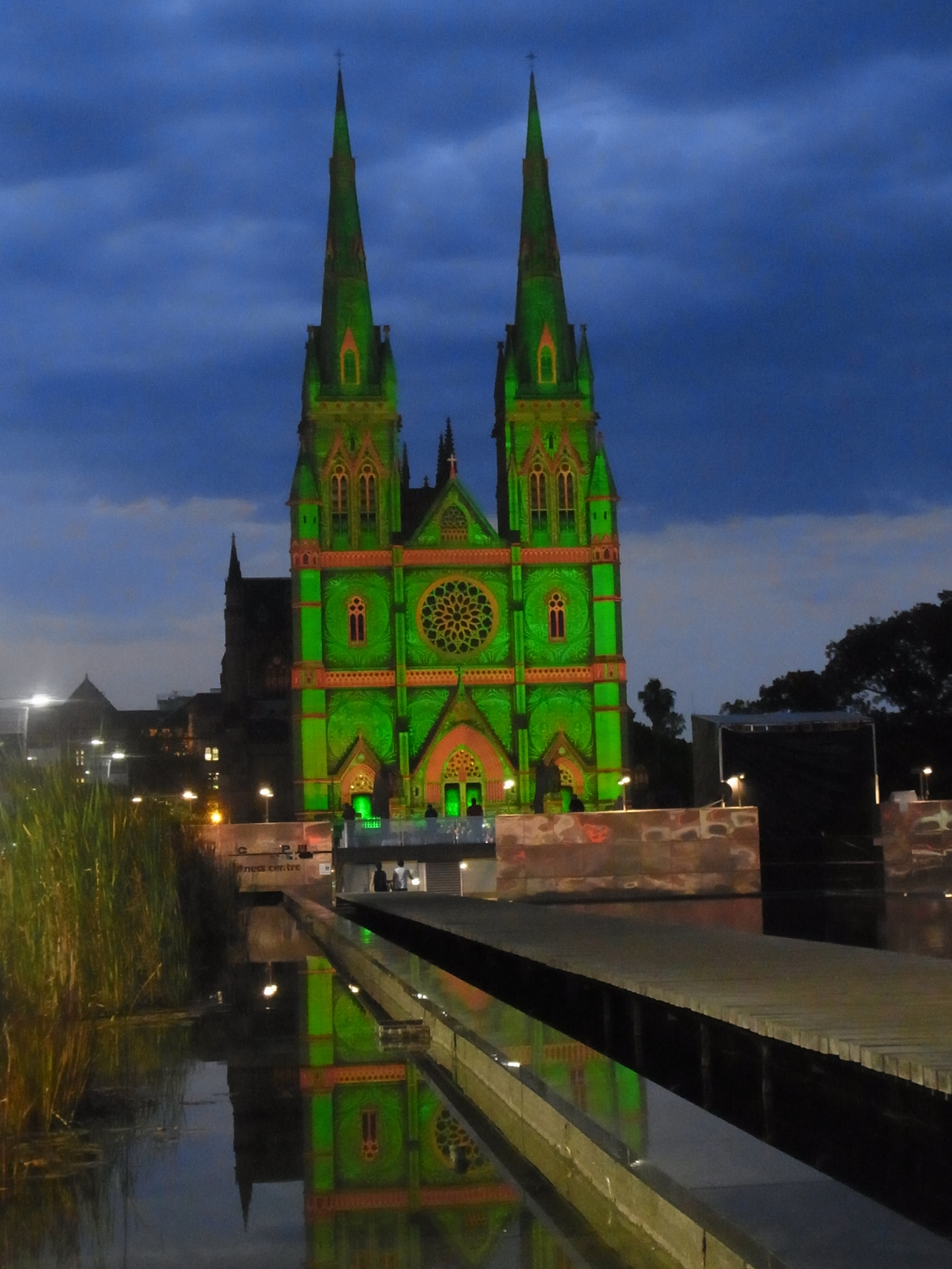 St. Mary's Cathedral in Sydney
