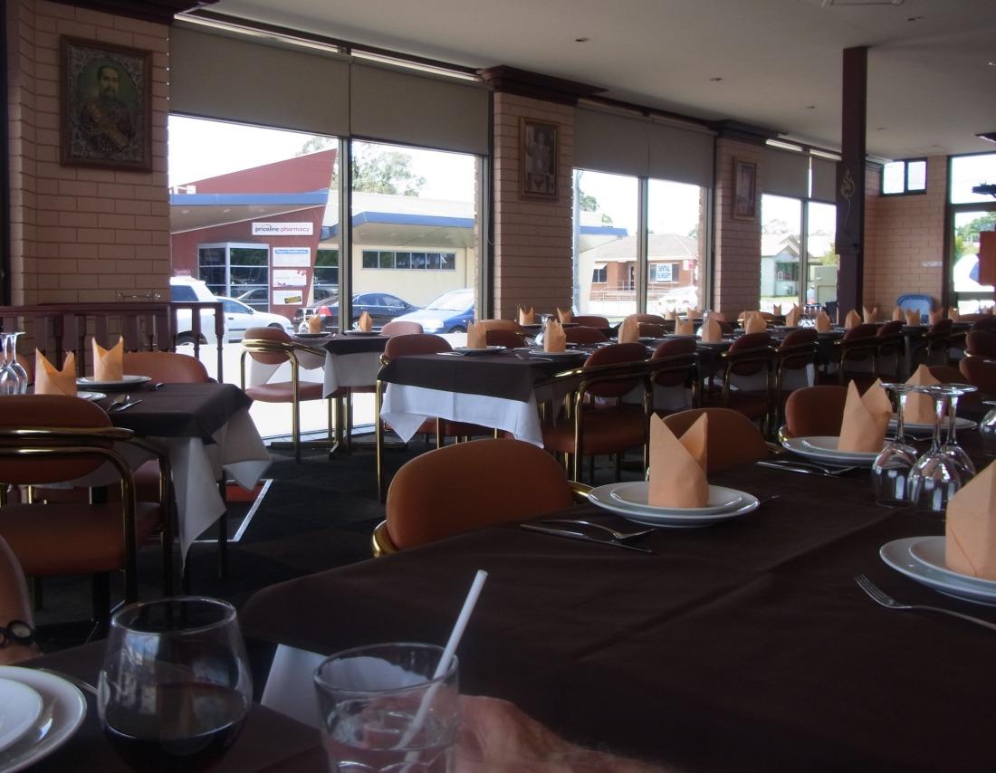 A Thai Restaurant in Dapto, NSW, Australia