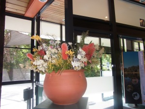 Native Flower Display