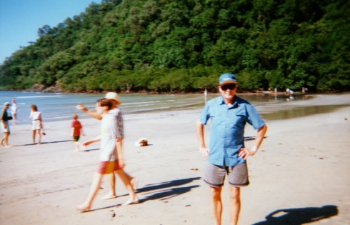 We went as far as Cape Tribulation.