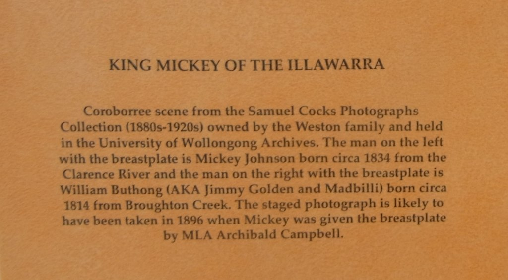 A bit of Wollongong history