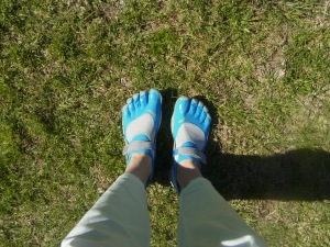 Caroline's Toe Shoes