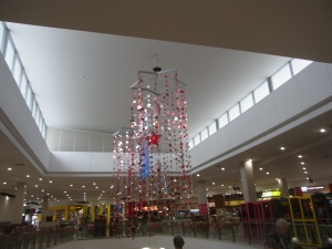 This is at the top story of Dapto Shopping Centre. This time I did not take any pictures downstairs.