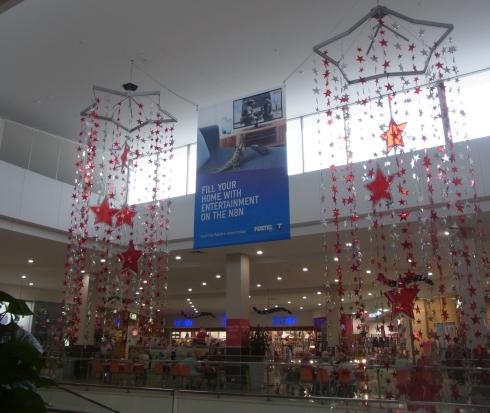Christmas 2014 in Dapto Shopping Centre