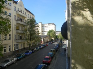This is Bastian Strasse