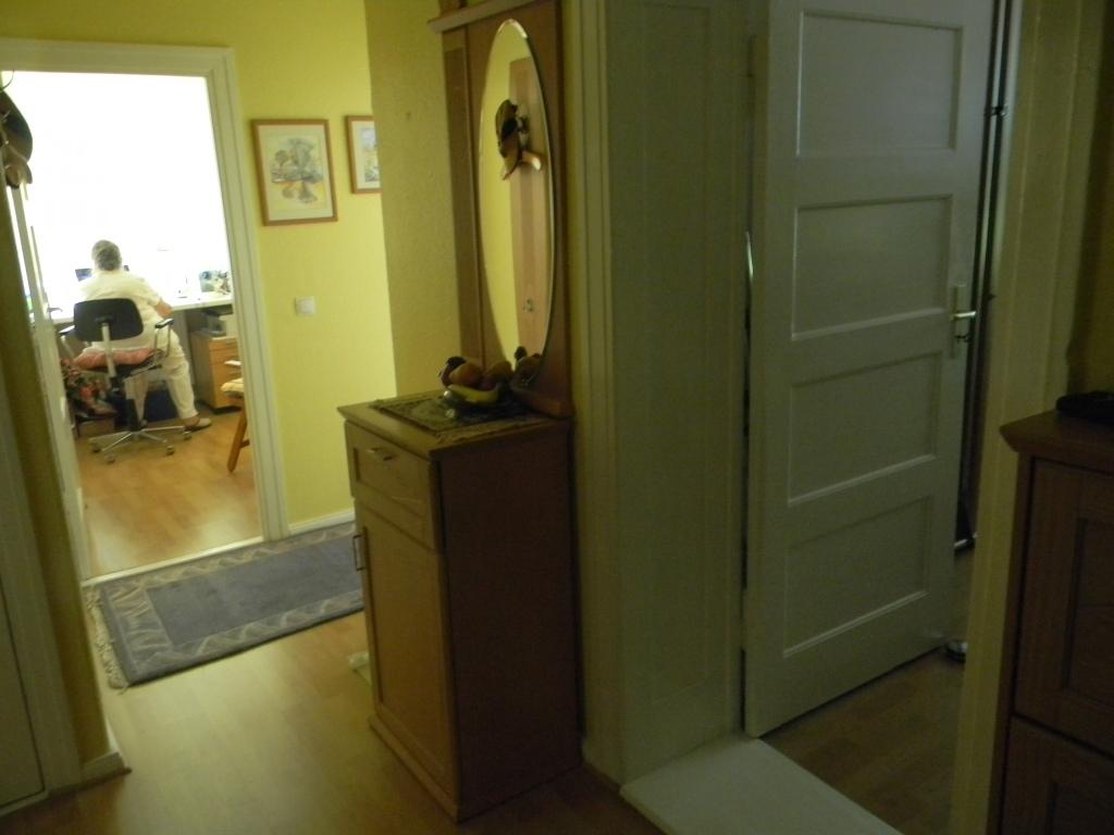 Entrance to Ilse's Apartment
