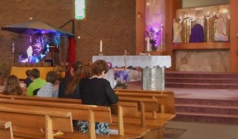 Third Sunday of Advent 2015