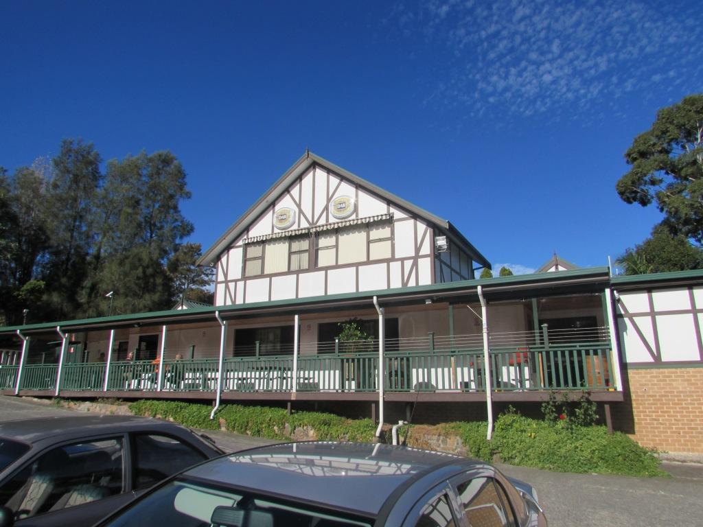 German Club, Wollongong