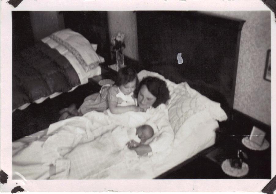 9.Juni 1938 Bodo ist nur ein paar Stunden alt