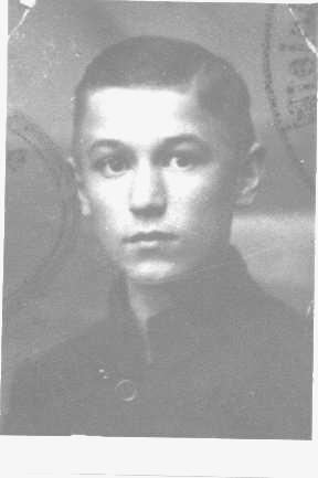 Alexander ca 1916