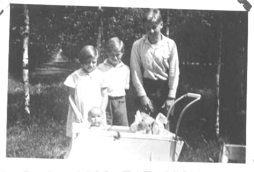 Juni 1935 in Haeuslers Pk Lodz