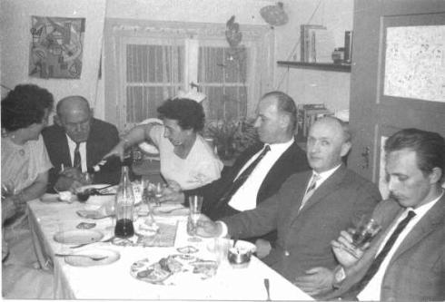 Lies, Alfred, Gertrud, Alexander,Ludwig, Horst 13.5.1964