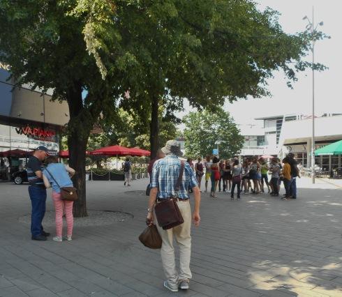 Am Alexander Platz