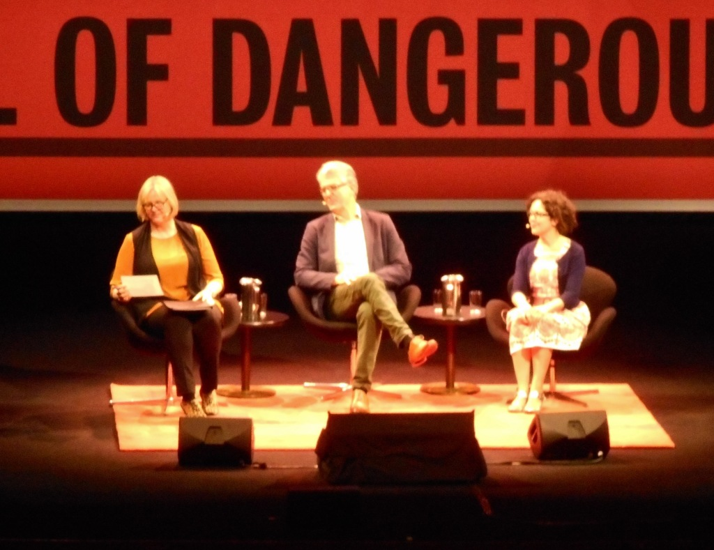 "David Marr and Annabel Crabb talked about: ""Do we have the government we deserve?"""