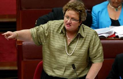 The Exceptional Amanda Vanstone