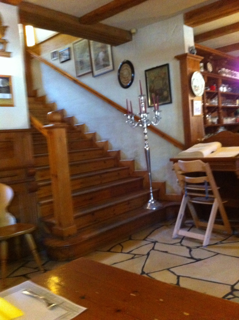 Inside of Haxenhaus